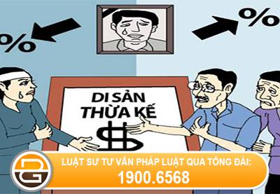 phan-chia-di-san-thua-ke-khi-khong-co-di-chuc