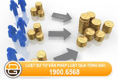 tinh-huong-chia-loi-nhuan-theo-ty-le-von-gop-bai-tap-nhom-luat-thuong-mai