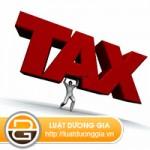 Xử phạt hành vi khai không đầy đủ hồ sơ thuế class=