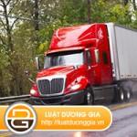 Thủ tục xin phù hiệu xe tải của hộ kinh doanh cá thể
