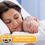 Thời gian làm việc đối với lao động nữ nuôi con nhỏ dưới 12 tháng tuổi