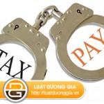 Tính tiết tăng nặng trong xử phạt thuế class=