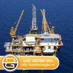 Thời giờ nghỉ ngơi của lao động làm việc khai thác dầu khí biển class=