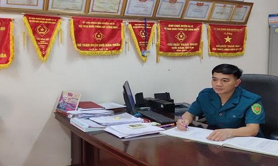 Chế độ trợ cấp đối với Chỉ huy Phó ban chỉ huy quân sự cấp xã