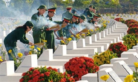 Chế độ trợ cấp mai táng khi thân nhân của liệt sĩ chết