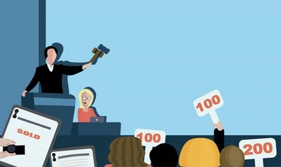 Quy định mức thu phí đấu giá, phí tham gia đấu giá tài sản