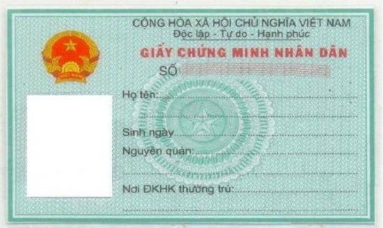 Dùng chứng minh nhân dân, thẻ căn cước công dân giả bị xử phạt như thế nào?