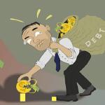 Quản lý nợ phải thu đối với doanh nghiệp nhà nước nắm giữ 100% vốn điều lệ