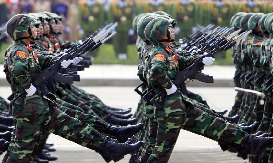 Quy định về tuyển dụng công nhân và viên chức quốc phòng