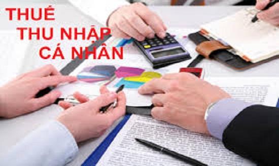 Quyết toán thuế thu nhập cá nhân khi đã làm cam kết 02
