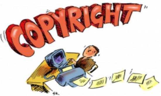 Vi phạm về bản quyền video hình ảnh cá nhân