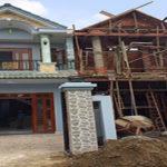 Trách nhiệm bồi thường khi xây nhà làm nứt nhà hàng xóm