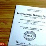 Giấy phép lái xe do nước ngoài có giá trị sử dụng tại Việt Nam không?