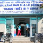 Điều kiện để mở cửa hàng thiết bị y tế