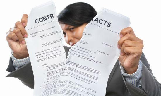 Không trả tiền thuê đất có được chấm dứt hợp đồng thuê không?