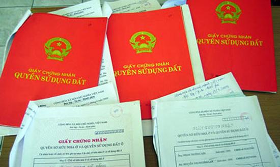 Trình tự thủ tục, hồ sơ, thuế và lệ phí phải nộp khi mua bán nhà đất