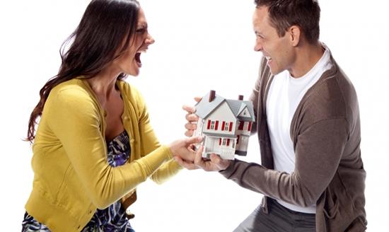 Nguyên tắc phân chia tài sản của vợ chồng khi không đăng ký kết hôn