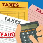 Các loại thuế phải đóng đối với các hộ kinh doanh cá thể?