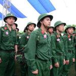 Điều kiện ra quân trước thời hạn đối với nghĩa vụ dân quân tự vệ
