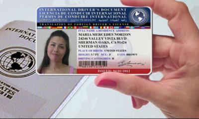 Trình tự, thủ tục, hồ sơ xin công nhận bằng lái quốc tế tại Việt Nam