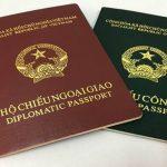 Điều kiện, hồ sơ, trình tự thủ tục cấp hộ chiếu công vụ