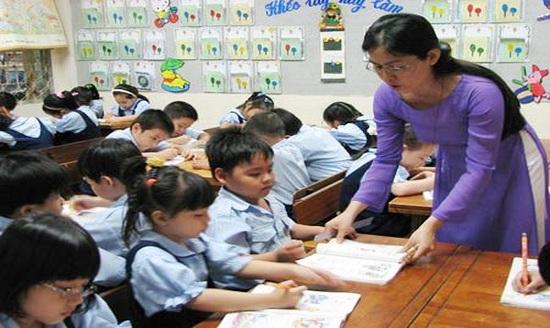 Chế độ giảm tiết dạy cho giáo viên nuôi con nhỏ dưới 12 tháng