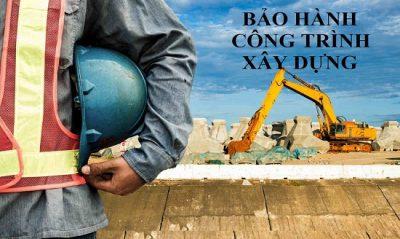 kế hoạch bảo trì công trình xây dựng