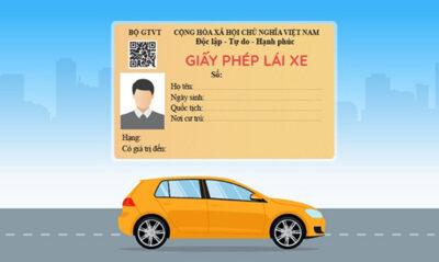 Trình tự thủ tục đổi bằng lái xe, đổi giấy phép lái xe mới nhất?