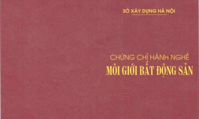 dieu-kien-thu-tuc-cap-chung-chi-hanh-nghe-moi-gioi-bat-dong-san